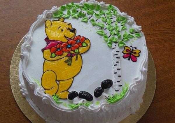 Как красиво украсить торт празднично мастикой, шоколадом, белковым кремом своими руками. Рецепты с фото