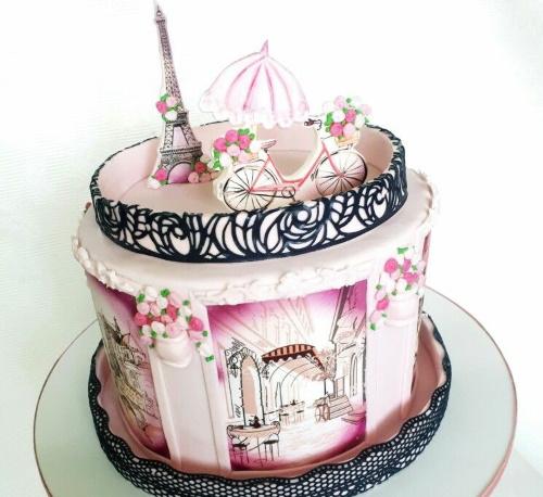Как украсить шоколадный торт на День рождения мальчику, девочке