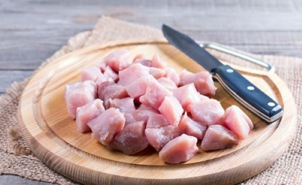 Котлеты по-албански из куриной грудки, свинины, индейки. в духовке, мультиварке
