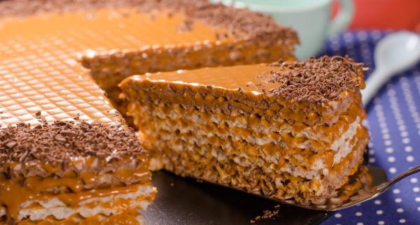 Начинки для вафельных коржей несладкие, сладкие. Рецепты с фото