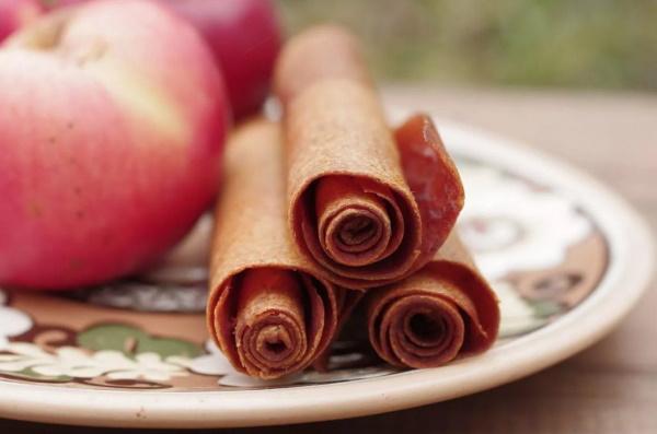 Пастила из яблок, груш, слив, белка, бананов. Рецепт в духовке, электросушилке