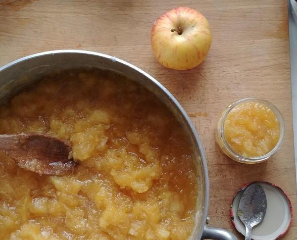 Повидло из яблок. Рецепт, как приготовить домашнее, густое на зиму в мультиварке