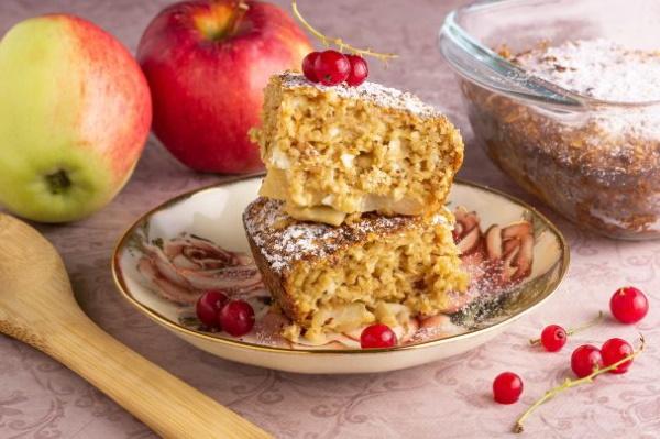 Рецепты из яблок вкусные и простые, что и как приготовить пошагово