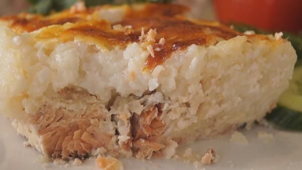 Рыбные запеканки в духовке, мультиварке, микроволновке с картофелем, рисом, шпинатом