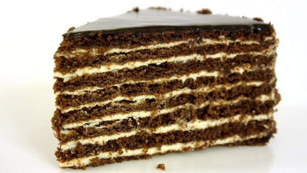 Торты простые и вкусные шоколадные, диетические, медовик, пошагово