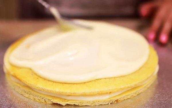 Торт Молочная девочка. Рецепт с фото пошагово