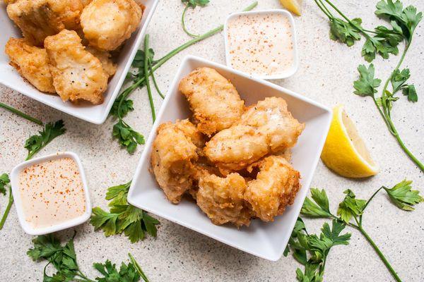 Рыба в кляре. Как приготовить, рецепты на пиве, минералке, кефире, по-китайски, японски