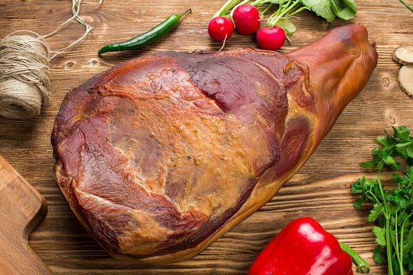 Свиной окорок. Рецепты в духовке, мультиварке в фольге, рукаве