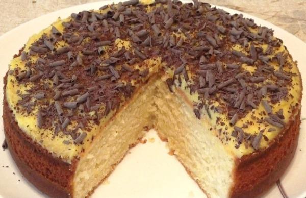 Апельсиновый пирог в духовке, мультиварке. Рецепты с меренгой, творогом, шоколадом, сметаной