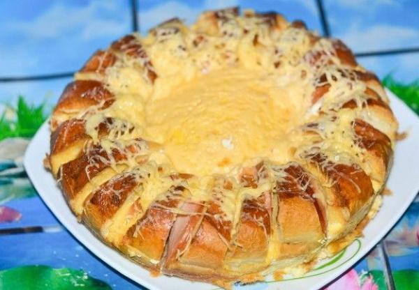 Блюда из вареной колбасы. Рецепты на второе, ужин, на скорую руку в духовке, на сковороде