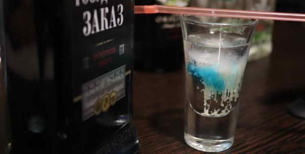 Коктейль Медуза. Рецепты с фото пошагово, состав, как делают с абсентом, текилой, самбукой