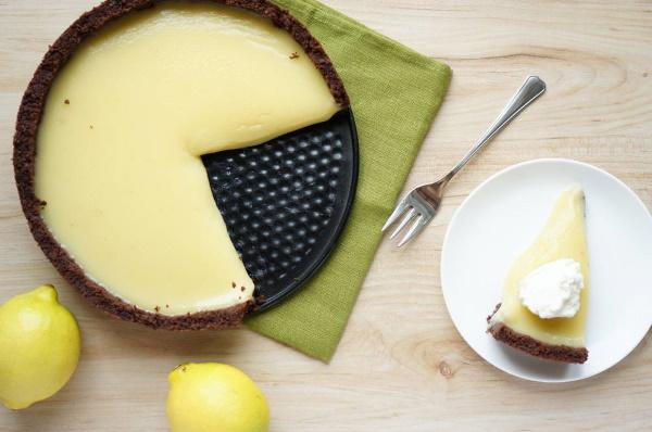 Лимонный тарт. Рецепты приготовления с меренгой, лимонным курдом, от Энди Шефа, Гордона Рамзи