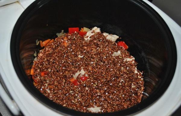 Рис рубин. Рецепты приготовления в мультиварке, пароварке, на сковородке, сколько варить