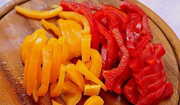 Салат Радуга. Рецепты с фото пошагово, картошкой фри, корейской морковкой, курицей, свежим огурцом