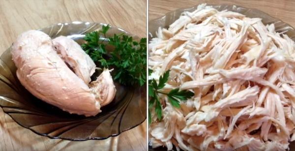 Салат Ташкент. Рецепт классический с редькой, говядиной, дайконом, куриной грудкой, свининой
