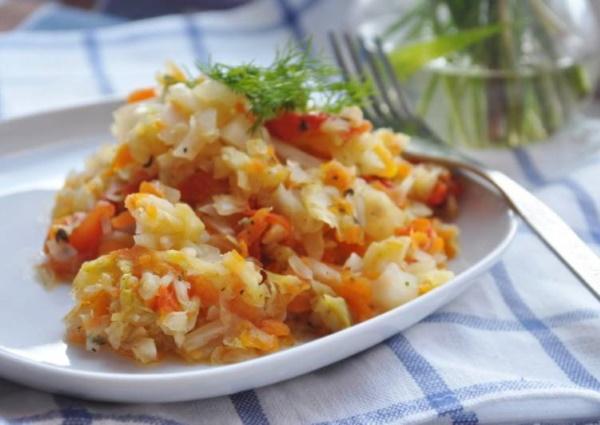 Специи для тушеной капусты с мясом, сосисками, курицей, картошкой, грибами. Какие добавить, подходят