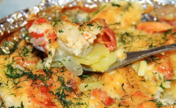 Филе тилапии в духовке. Рецепты в фольге, рукаве, с овощами, сыром, майонезом пошагово