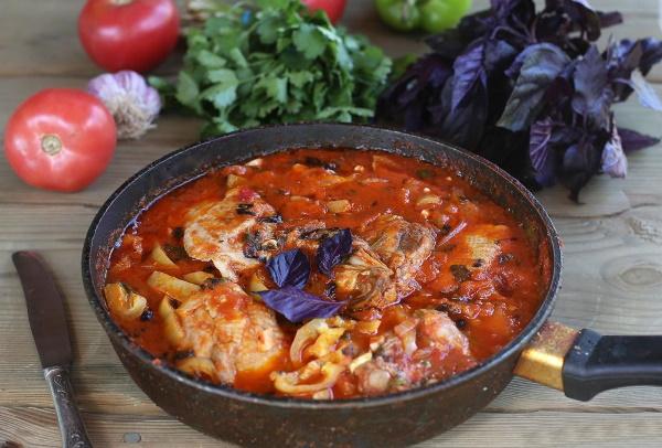 Грузинские блюда из говядины. Рецепты простые, вкусные в казане, горшочках, духовке
