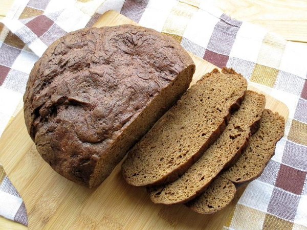 Хлеб в мультиварке. Рецепт с дрожжами и без пошагово