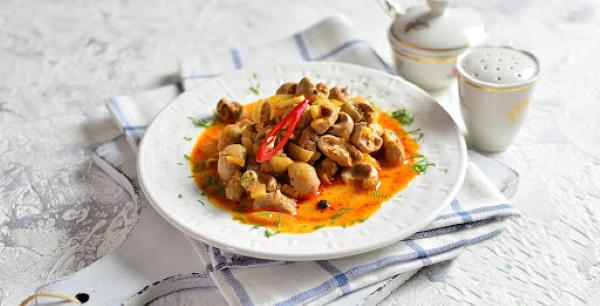 Как готовить почки кролика, рецепты на сковороде, в мультиварке, духовке