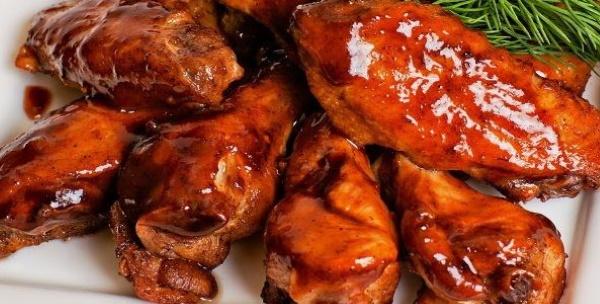 Крыло индейки в духовке, мультиварке, на сковороде. Рецепты, сколько варить, запекать, жарить