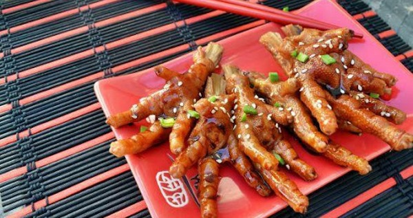 Куриные лапки. Рецепт приготовления по-китайски, корейски в духовке, мультиварке, на сковороде