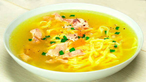 Куриный суп-лапша. Классический рецепт, с картошкой и без, в мультиварке