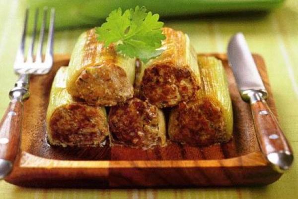 Лук-порей. Рецепты приготовления на зиму салатов, супов, вторых блюд с мясом, картофелем, курицей, помидорами, кабачками