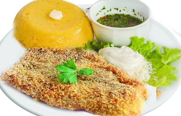 Мамалыга. Рецепт из кукурузной крупы, муки по-молдавски, абхазски, грузински в мультиварке, горшочке, с сыром, брынзой, сулугуни