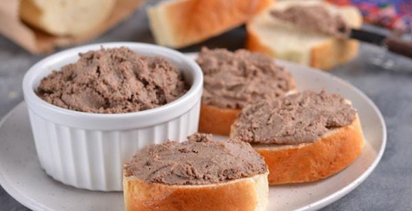 Паштет из печени свиной. Рецепты на зиму в банки с морковью, луком, грибами