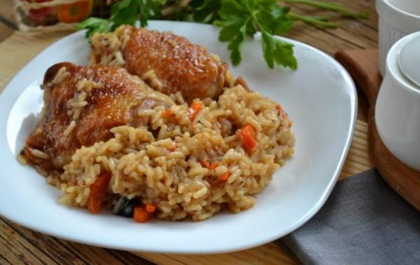 Плечо индейки в духовке, мультиварке, на сковороде. Рецепты с картошкой, овощами, рисом, грибами