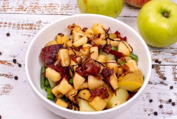 Салат к рыбе, запеченной в духовке, жареной на гриле. Рецепты с рисом, картошкой, авокадо, апельсином