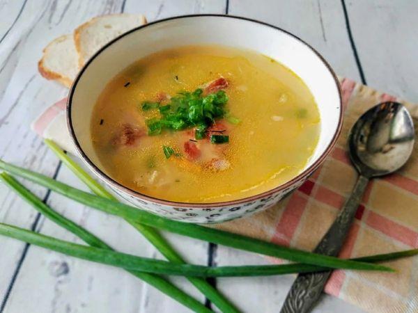 Гороховый суп с копчеными крылышками. Рецепты, как приготовить в мультиварке