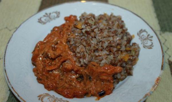 Гречка без мяса. Как вкусно приготовить на сковороде, в мультиварке с луком, морковкой, овощами, подливкой