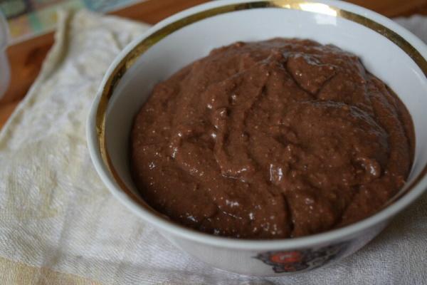 Крем для торта из манки, масла, сгущенки, лимона, молока. Рецепт постный с соком, желатином, цедрой