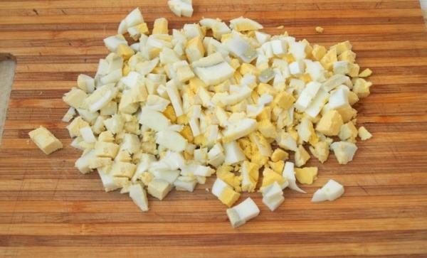 Лаваш с горбушей консервированной, соленой, копченой. Рецепт с сыром, яйцом, зеленью, огурцом