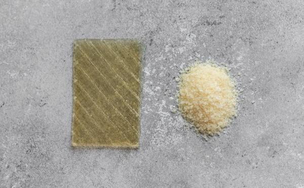Листовой желатин. Как использовать для торта, желе, холодца, пропорции, отличие от обычного