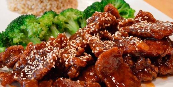 Мясо в соевом соусе на сковороде, в духовке, мультиварке. Рецепт с медом, овощами, горчицей, кунжутом