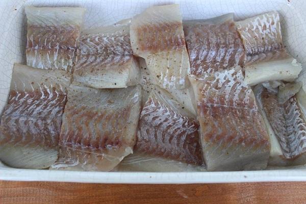 Рыба Сайда. Как приготовить, рецепты в духовке, на сковороде