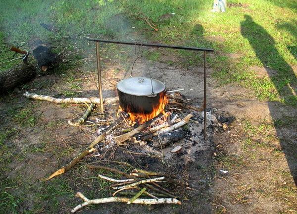 Суп полевой с пшеном. Рецепт классический, с курицей, салом, яйцом, капустой