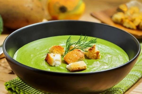 Супы-пюре. Рецепты самые вкусные, диетические для блендера из овощей, тыквы, кабачков, брокколи