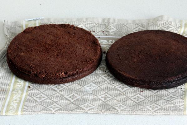 Торт черемуховый со сметаной. Рецепт классический, как испечь, фото