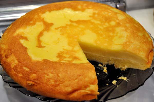 Умное пирожное. Рецепт с фото пошагово в духовке, мультиварке с апельсином, мукой, творогом, какао