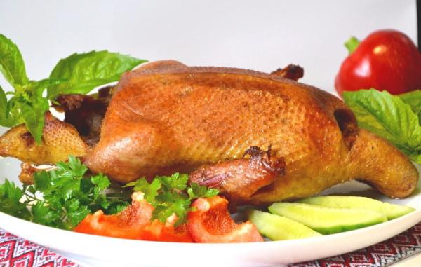 Блюда из утки. Рецепты с фото кусочками в духовке, мультиварке с картошкой, рисом, тестом, капустой