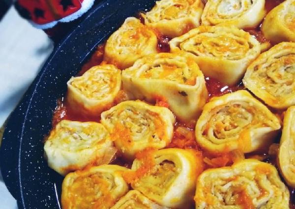 Грузинчики. Рецепт с фото на сковороде, в духовке с фаршем, картофелем, капустой, курицей