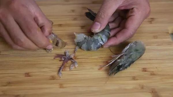 Креветки на гриле в панцире и без. Рецепт в духовке, на шпажках, мангале, костре, маринад, соус