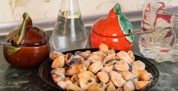Как приготовить замороженные мидии: варить, жарить с рисом, сливками, соусом терияки