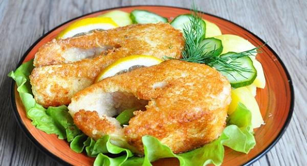 Стейк трески. Рецепты приготовления на сковороде, в духовке, мультиварке в фольге, с картошкой, овощами, сметаной