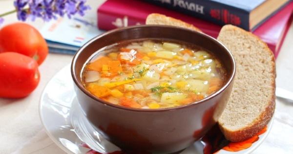 Супы с чечевицей на мясном бульоне. Рецепт турецкий с картошкой и без, фото