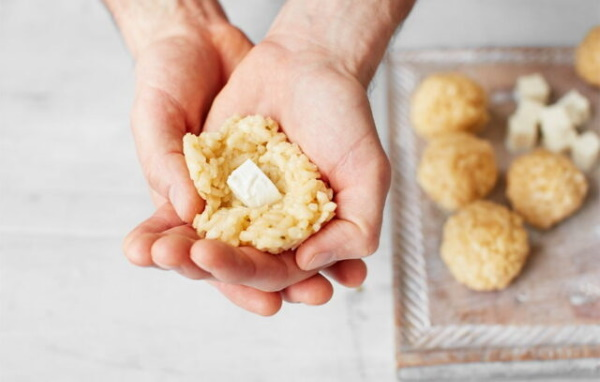 Аранчини. Рецепт с фото по-сицилийски, как приготовить пошагово